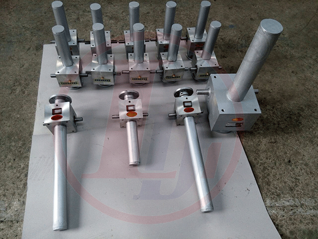 customized stainless screw jack available
