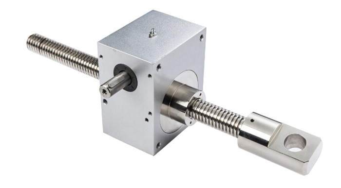 stainless steel screw jack