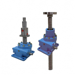 roller ball worm gear screw jacks