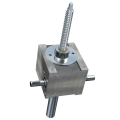 cubic small stainless steel screw jack