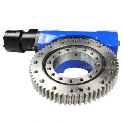 open housing slewing drive rings