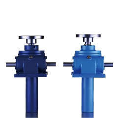 manual worm gear screw jacks