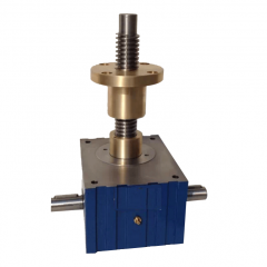 small worm gear screw jack