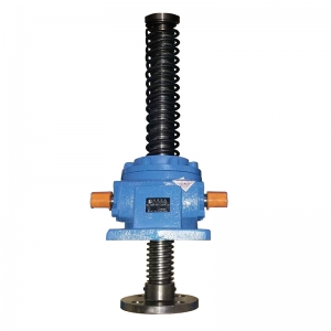 anti-backlash machine screw jack