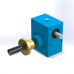 mini size worm gear screw jack