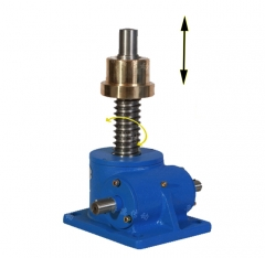 rotating lead screw actuator