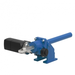electric worm gear screw jacks