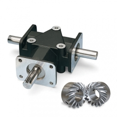 ARA spiral bevel gear unit