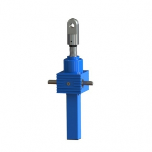 mini size ball screw lift with traveling screw