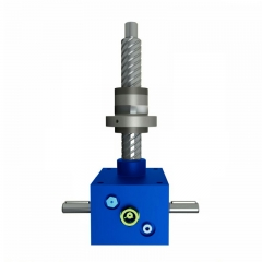 high speed worm gear screw jacks for lifting