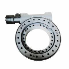 Worm Gear Slewing Drive