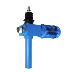 mini worm gear screw jack lift