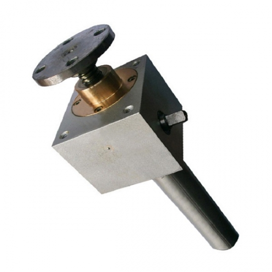 small stainless steel screw jack for lifting