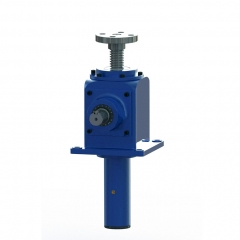 Spiral Gear screw jack