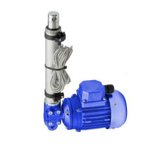 Right Angle Worm Drive Actuator