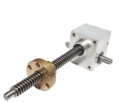 Stainless Steel Housing Worm Gear Jack