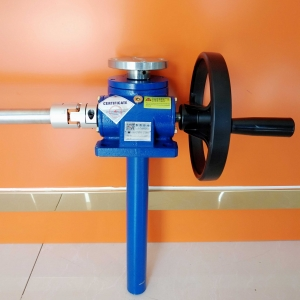 Hand Crank Table Lift  Screw Jack Mechanism