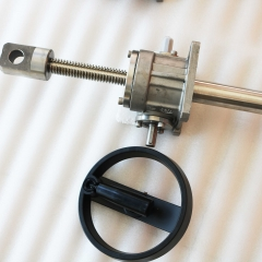 Hand Crank Screw Actuator