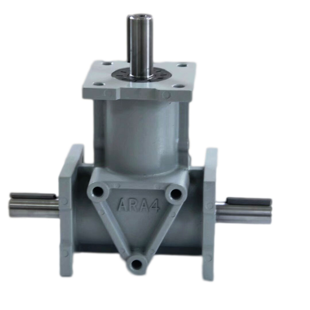 ARA Series Bevel Spiral Gearbox for India Customer