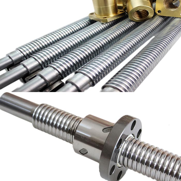 What's the difference between ball screw and acme screw?