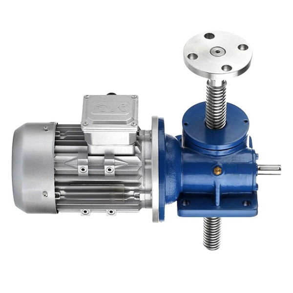 Advantages of electric worm gear screw jack